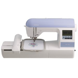 Brother PE770 5x7 inch Best Embroidery machine