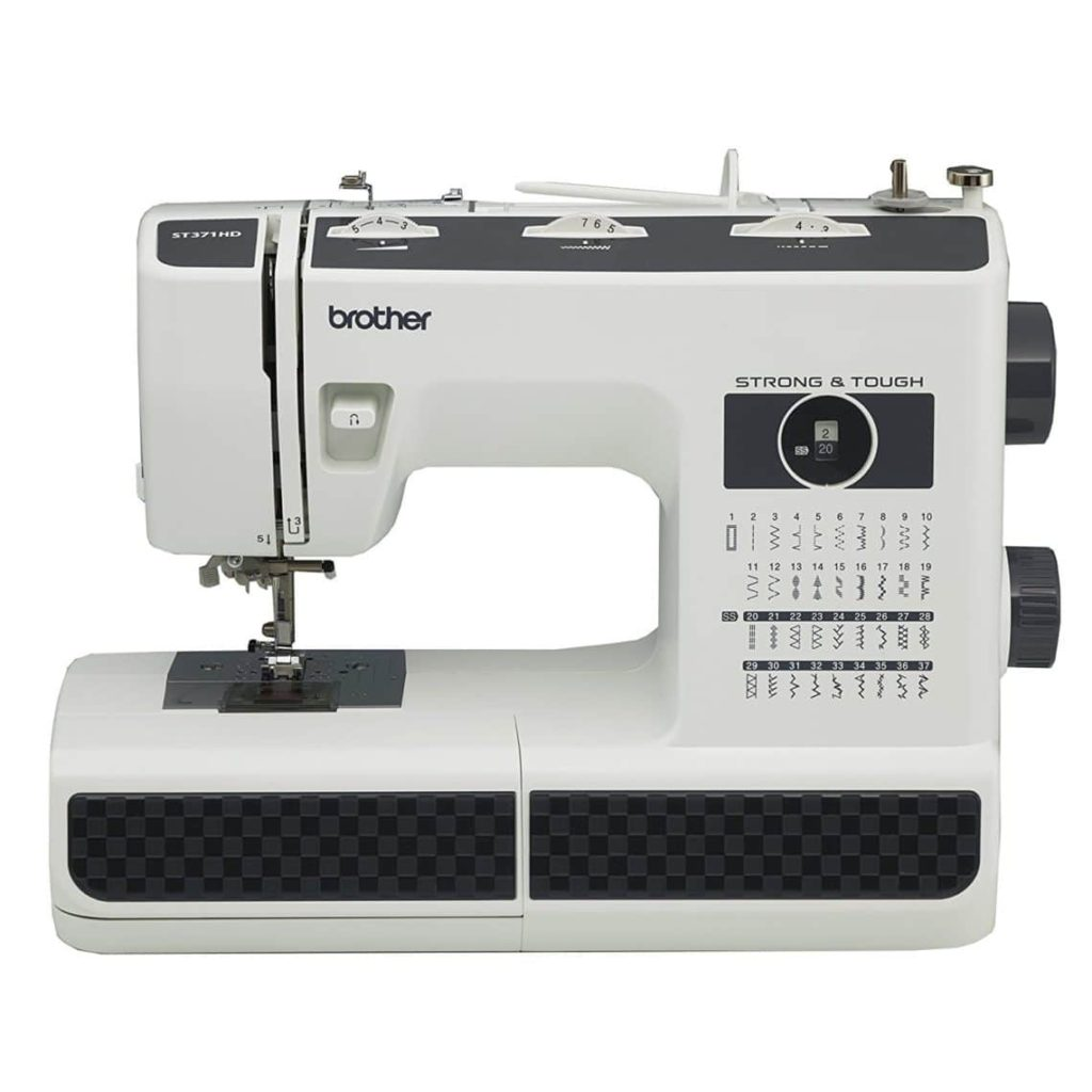 Brother ST371HD Strong and Tough Heavy Duty Sewing Machine