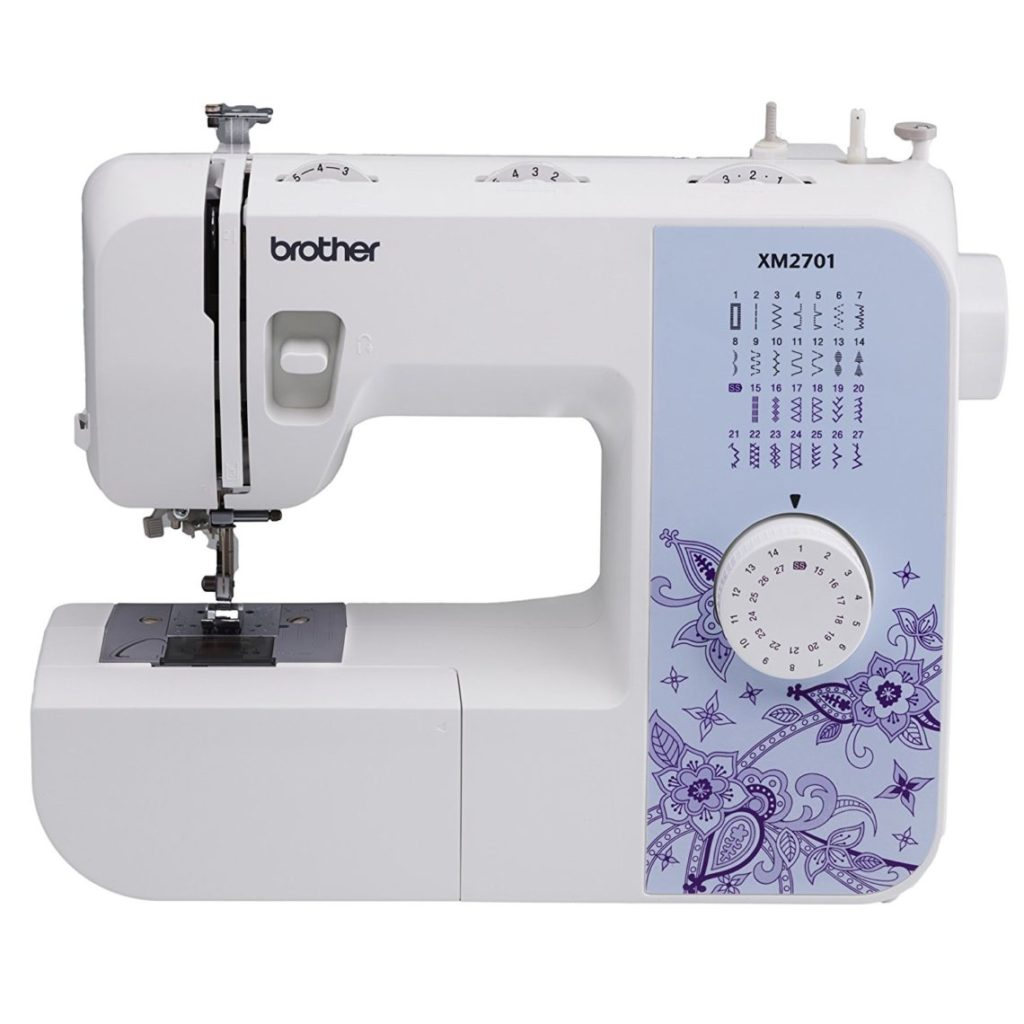 Brother XM2701 Lightweight, Full-Featured Sewing Machine