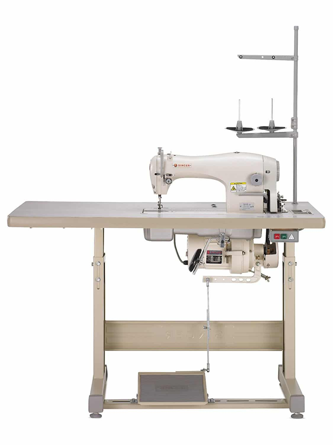 SINGER 191D-30 Heavy Duty Sewing machine