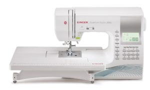 SINGER | Quantum Stylist 9960 Great Embroidery Machine on the deal