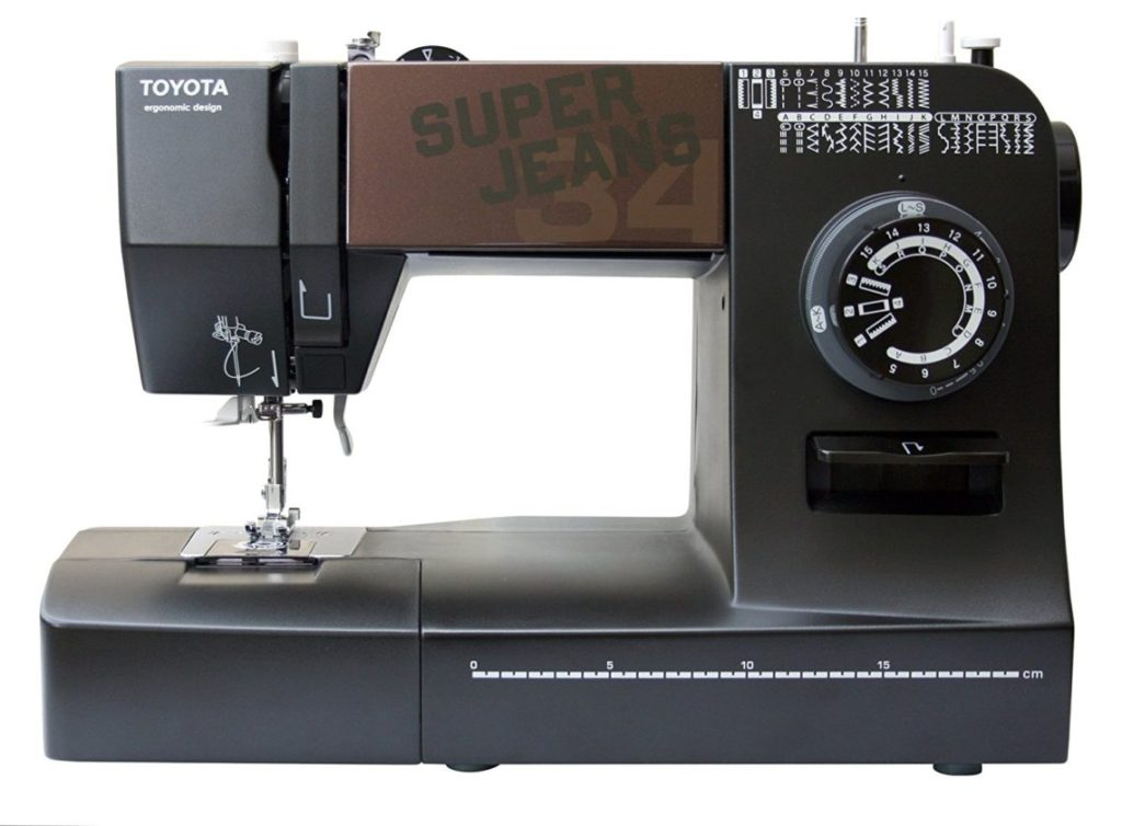 TOYOTA Super Jeans J34 Heavy Duty Sewing Machine