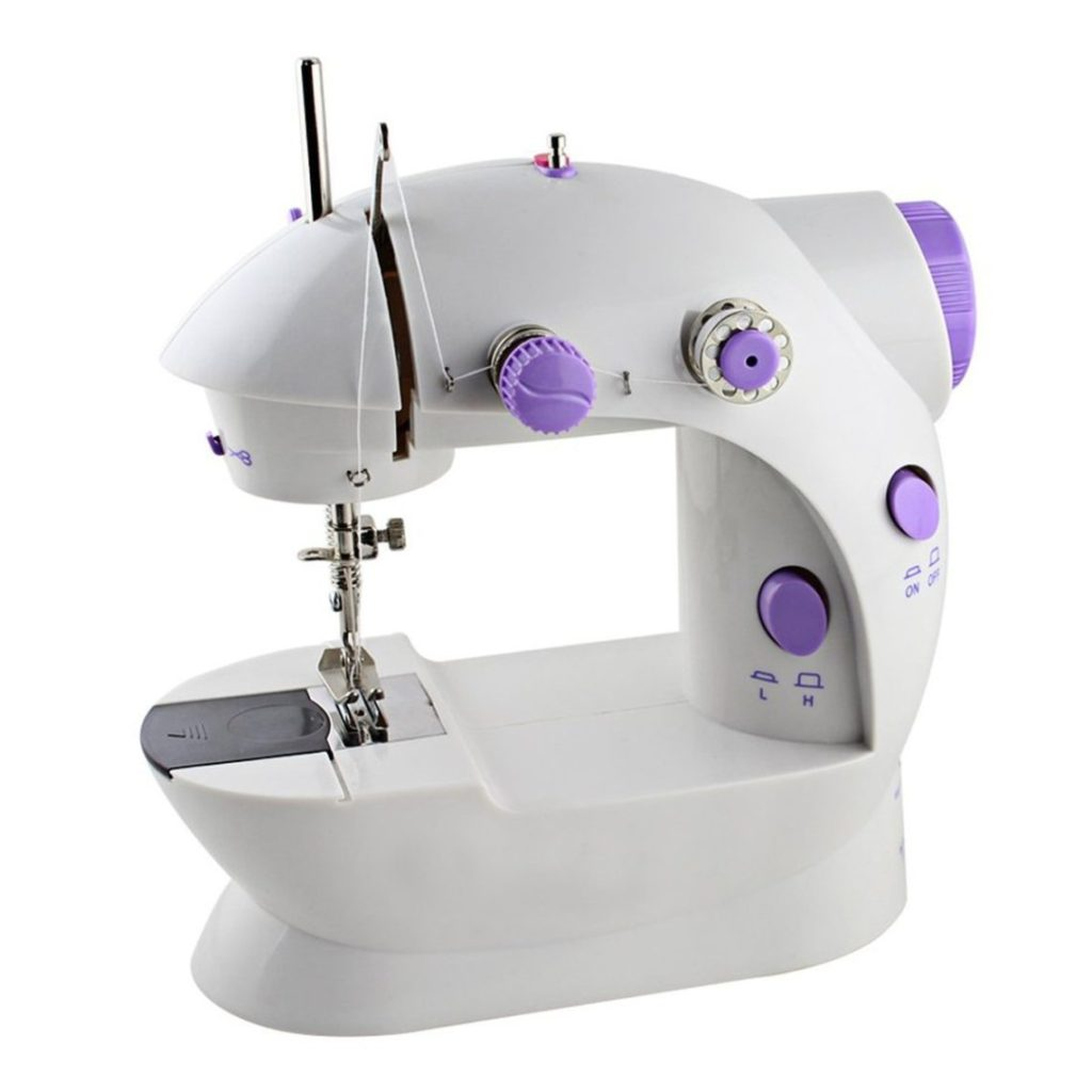 iBesi Mini Portable Sewing Machine,Kid's Sewing Machine Handheld