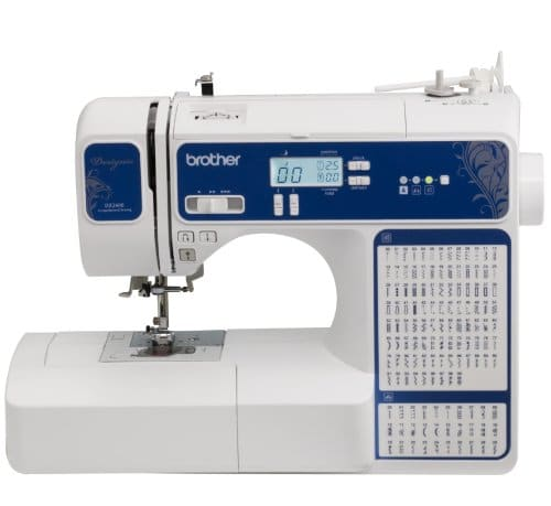Brother Designio Series, DZ2400, Computerized Sewing and Quilting Machine