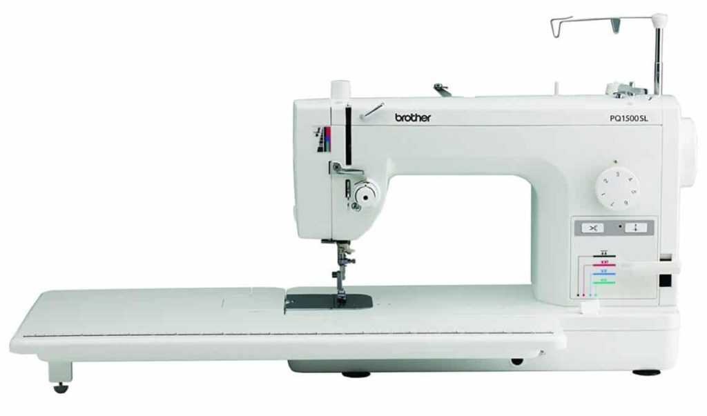 Brother Quilting and Sewing Machine, PQ1500SL, High-Speed Quilting and Sewing