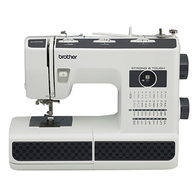 Brother Sewing Machine, ST371HD, Strong and Tough Sewing Machine
