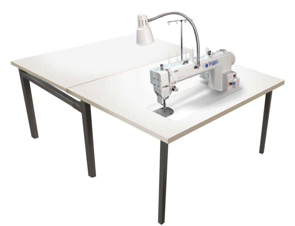 Tin Lizzie 18 Sit Down Long Arm Quilting Machine