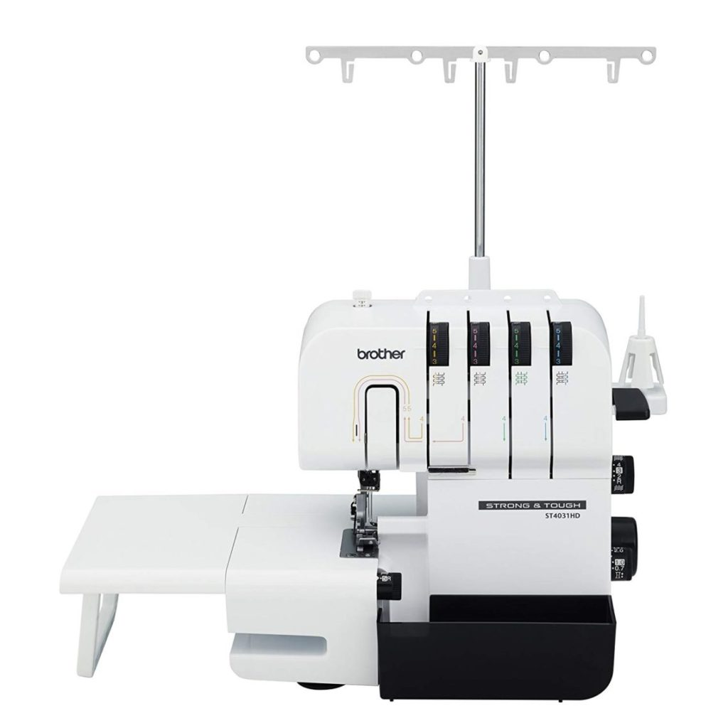 Brother Serger, ST4031HD, Strong and Tough Serger