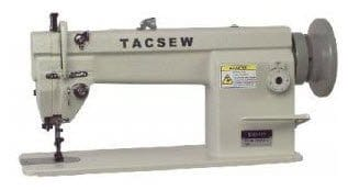 Tacsew GC6-6 Walking Foot Feed Industrial Upholstery Sewing Machine