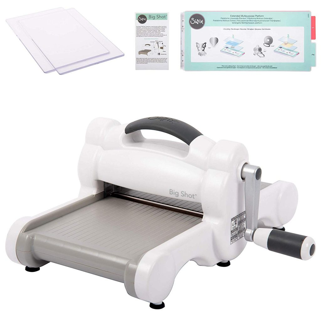 Sizzix 660425 Big Shot Die Cutting & Embossing Machine