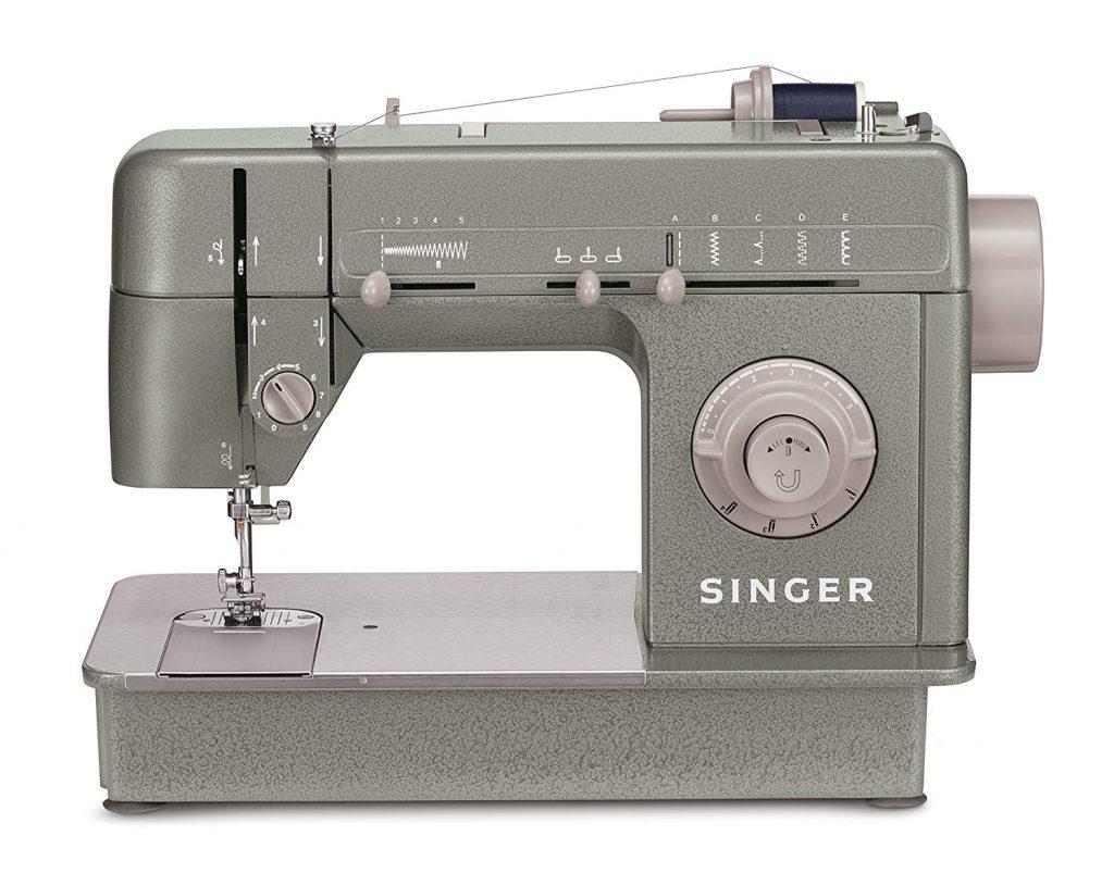 Singer P-1250 Professional Flat Bed 1250 Stitches Per Minute Sewing Machine