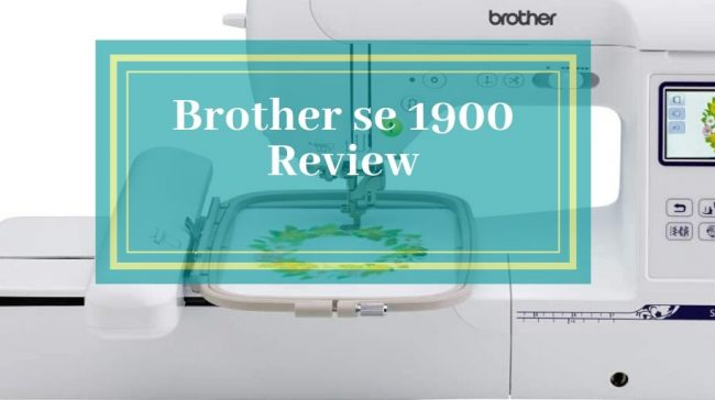 Brother se 1900