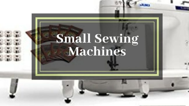 Small Sewing Machines