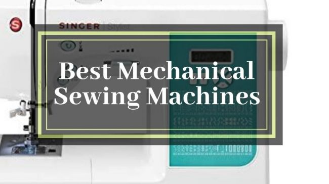 Best Mechanical_Sewing_Machines